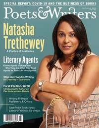 Poets and Writers Magazine | 7/2020 Cover