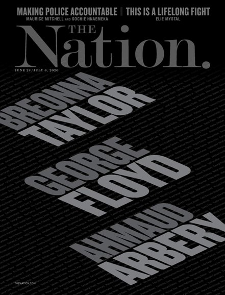 The Nation Cover - 6/29/2020