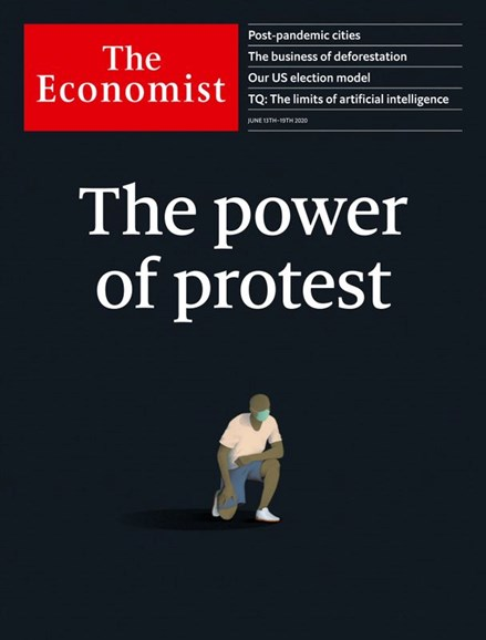 The Economist Cover - 6/13/2020