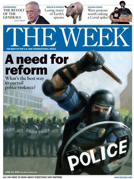 The Week Cover - 6/19/2020