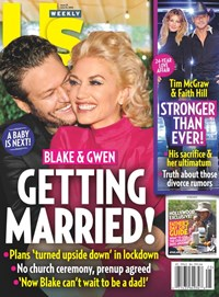 Us Weekly Magazine   6/22/2020 Cover