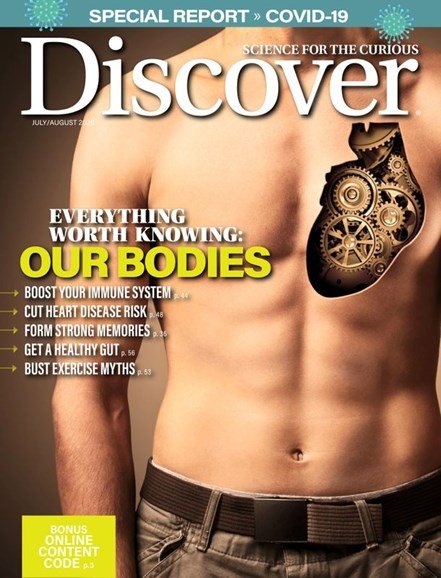 Discover Cover - 7/1/2020