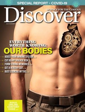 Discover Magazine | 7/2020 Cover