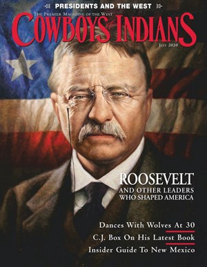 Cowboys & Indians Magazine | 7/2020 Cover