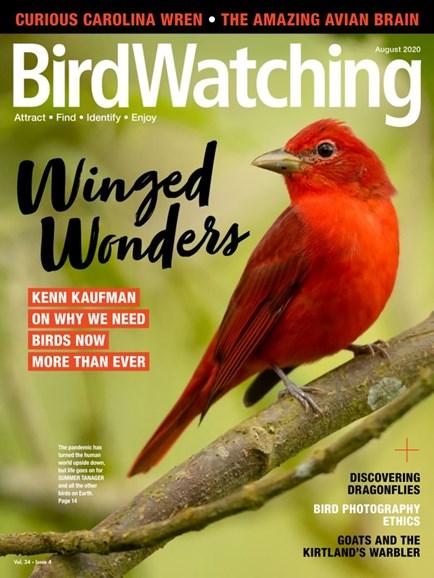 Bird Watching Cover - 8/1/2020