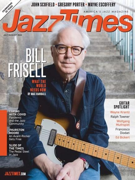 JazzTimes Cover - 7/1/2020