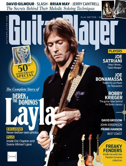 Guitar Player Cover - 7/1/2020
