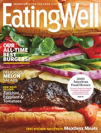 EatingWell Magazine | 7/1/2020 Cover