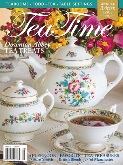 Tea Time Cover - 7/1/2020