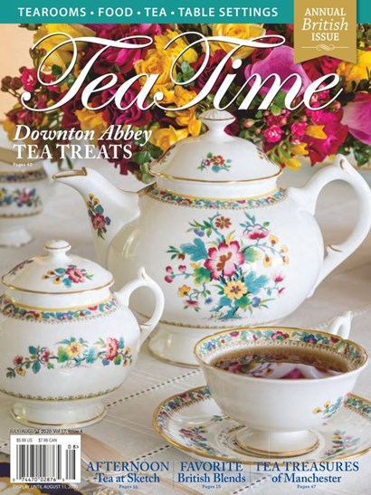 Tea Time   7/2020 Cover