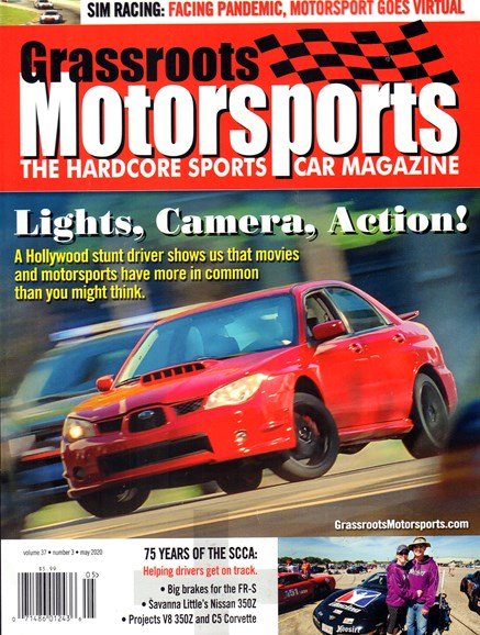 Grassroots Motorsports Cover - 5/1/2020