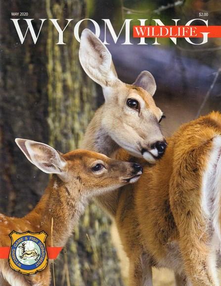 Wyoming Wildlife Cover - 5/1/2020