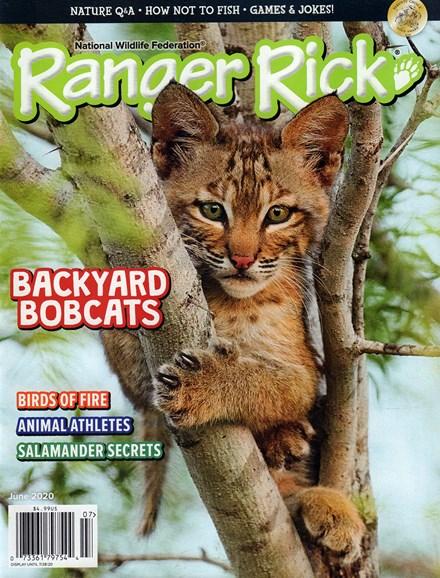 Ranger Rick Cover - 6/1/2020