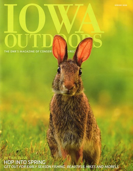 Iowa Outdoors Cover - 3/1/2020