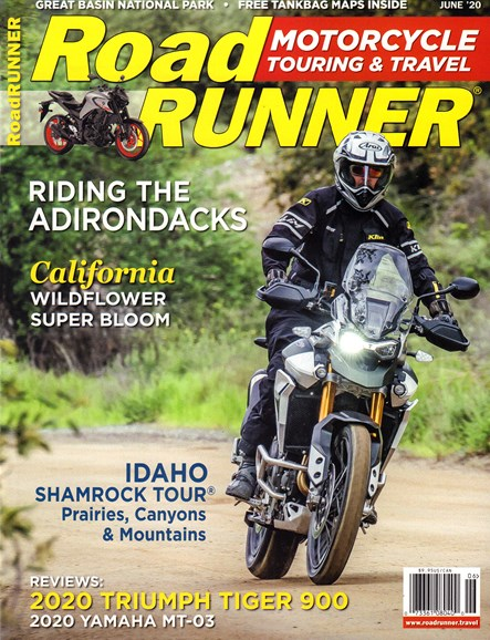 Road RUNNER Motorcycle & Touring Cover - 6/1/2020