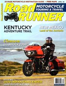 Road RUNNER Motorcycle and Touring Magazine 4/1/2020