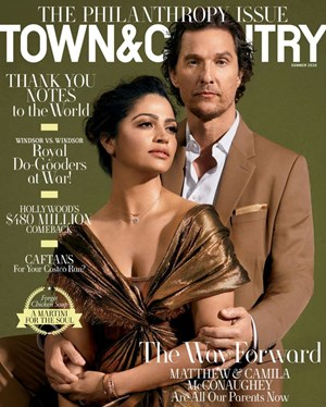 Town & Country Magazine | 7/2020 Cover