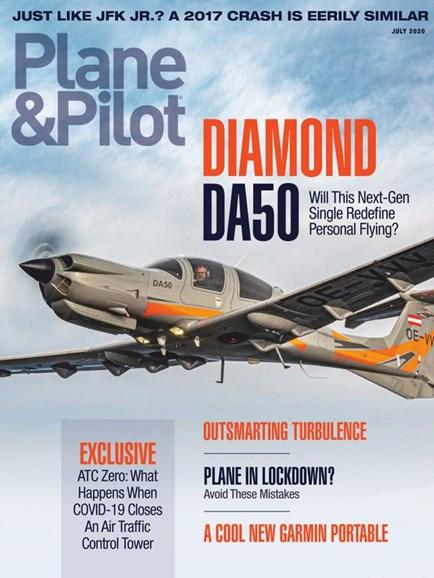 Plane & Pilot Cover - 7/1/2020