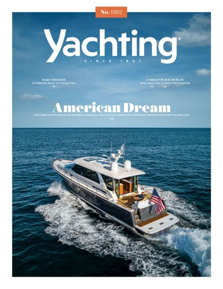 Yachting Cover - 6/1/2020