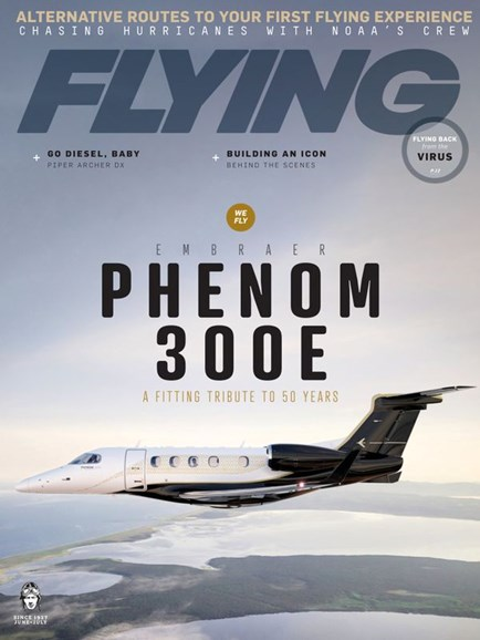 Flying Cover - 6/1/2020