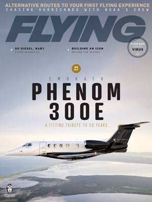 Flying Magazine | 6/2020 Cover