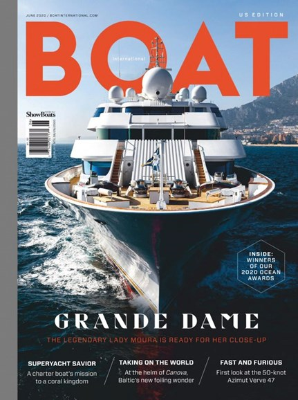 Boat International Cover - 6/1/2020