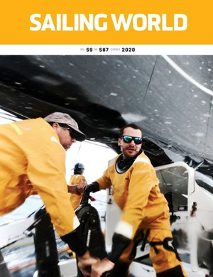 Sailing World Magazine | 7/2020 Cover
