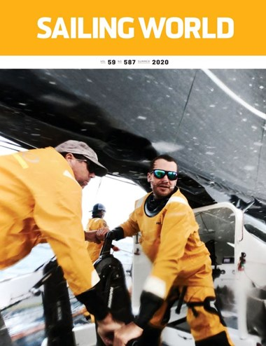 Sailing World   7/2020 Cover