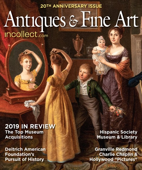 Antiques & Fine Art Cover - 3/1/2020