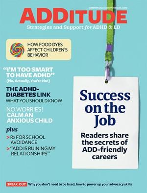 ADDitude Magazine | 6/2020 Cover