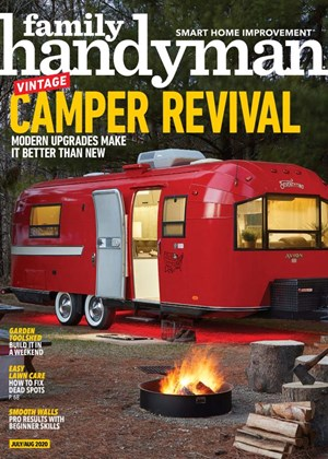 Family Handyman Magazine | 7/2020 Cover