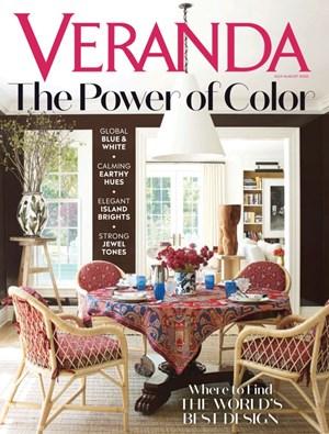 Veranda Magazine | 7/2020 Cover