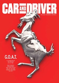 Car And Driver Magazine | 7/2020 Cover