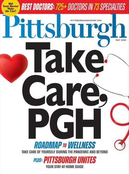 Pittsburgh Magazine Cover - 5/1/2020