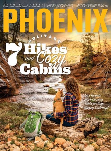 Phoenix Magazine Cover - 5/1/2020