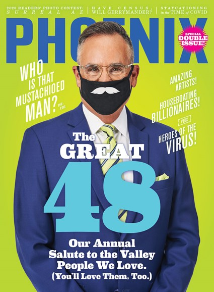 Phoenix Magazine Cover - 6/1/2020