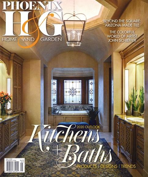 Phoenix Home & Garden Cover - 5/1/2020