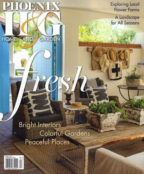 Phoenix Home & Garden Cover - 4/1/2020
