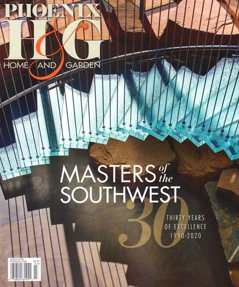 Phoenix Home & Garden Cover - 3/1/2020