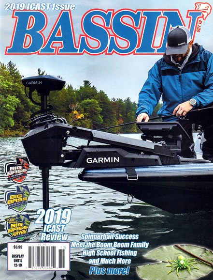Bassin' Cover - 10/1/2019