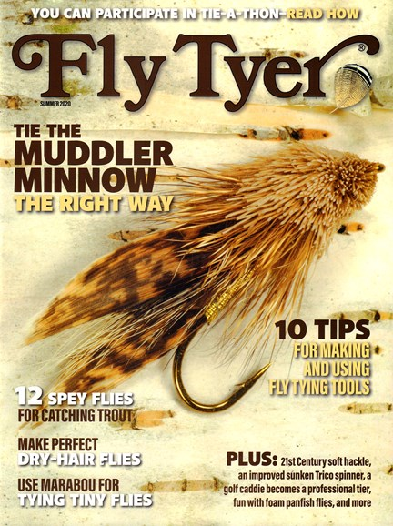 Fly Tyer Cover - 6/1/2020