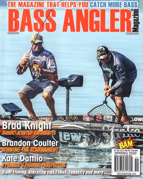 Bass Angler Cover - 3/1/2020