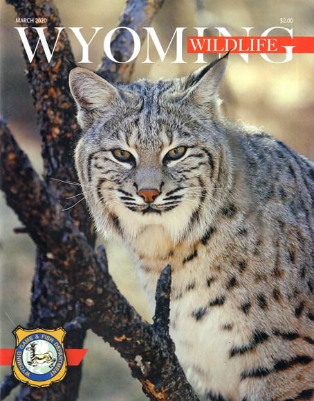 Wyoming Wildlife Cover - 3/1/2020