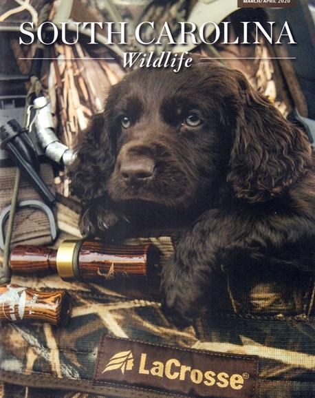 South Carolina Wildlife Cover - 3/1/2020