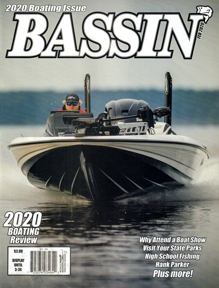 Bassin' Cover - 2/1/2020
