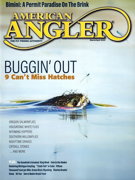 American Angler Cover - 3/1/2020