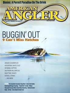 American Angler | 3/2020 Cover