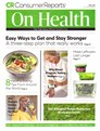 Consumer Reports On Health Magazine | 4/2020 Cover