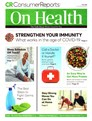 Consumer Reports On Health Magazine | 7/2020 Cover