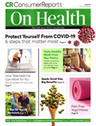 Consumer Reports On Health Magazine 6/1/2020
